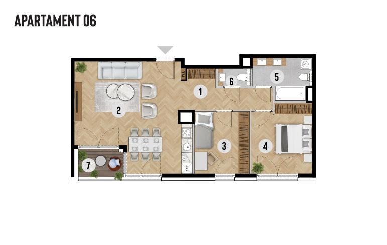 Apartament 06