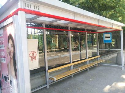 Przystanek Autobusowy Krasickiego 02