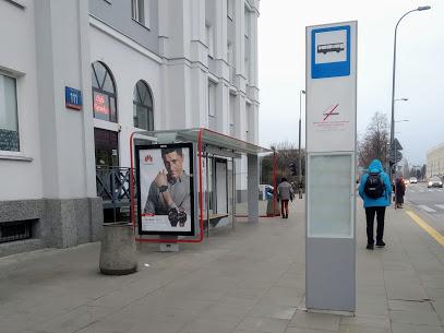 Przystanek Autobusowy Odyńca 01