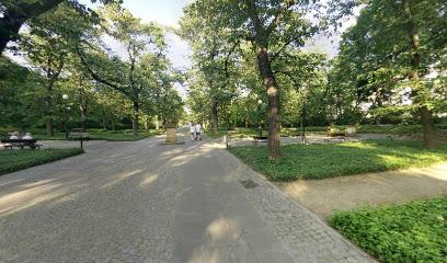 Przystanek autobusowy Park Dreszera 01
