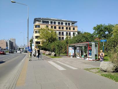 Przystanek autobusowy Park Dreszera 02