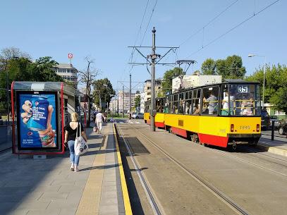 Przystanek tramwajowy Park Dreszera 05