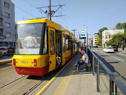 Przystanek tramwajowy Park Dreszera 06