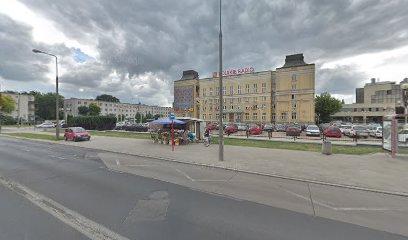 Przystanek autobusowy Polskie Radio 03